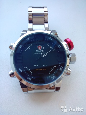 Мужские часы shark оригинал
