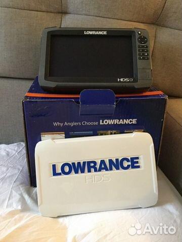 упаковка lowrance