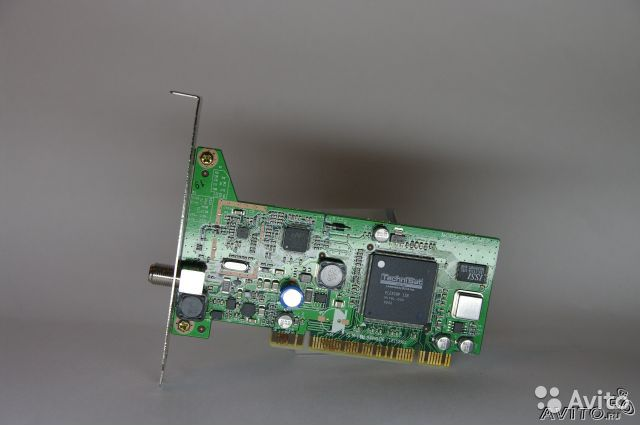 TechniSat SkyStar 2 DVB-S Satellite PCI Card— фотография №1