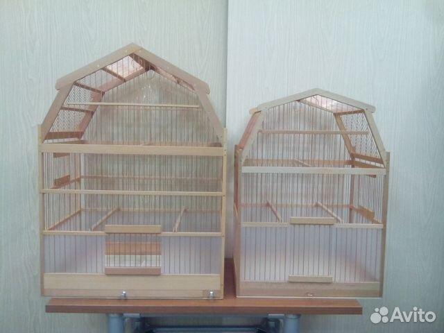 Авито клетки для попугаев