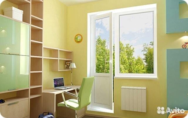 Балконный блок 1600x2170 мм купить в саратовской области на .