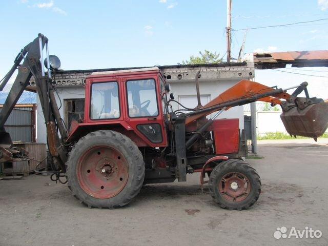 Трактор мтз-892.2 мтз-1221.2 в городе Бийске. Цена 1 рубль