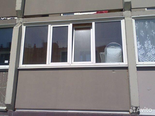 Остекление лоджий и балконов от компании окна города купить .