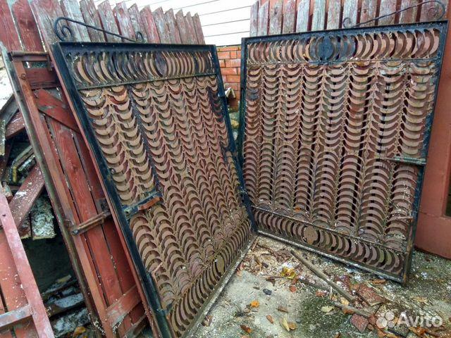 Ворота для дачи дмитров саморезы для штакетника