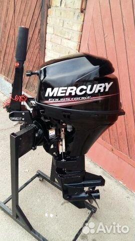 лодочные моторы mercury f8m