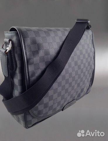 fe98f4ffdc50 Мужская сумка через плечо Louis Vuitton арт.58029 купить в Москве на ...