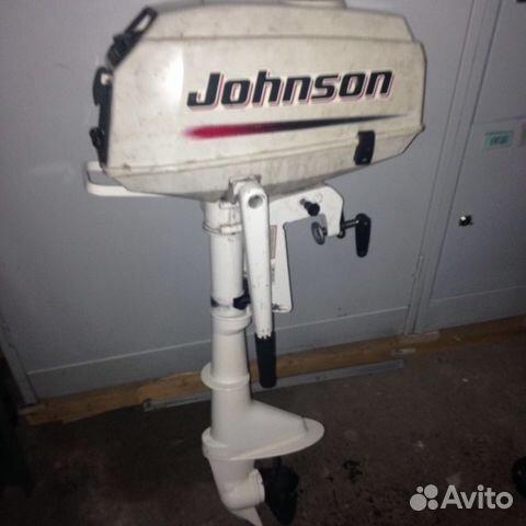 купить подвесной лодочный мотор джонсон