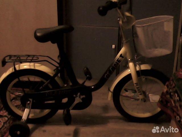 Велосипед planet