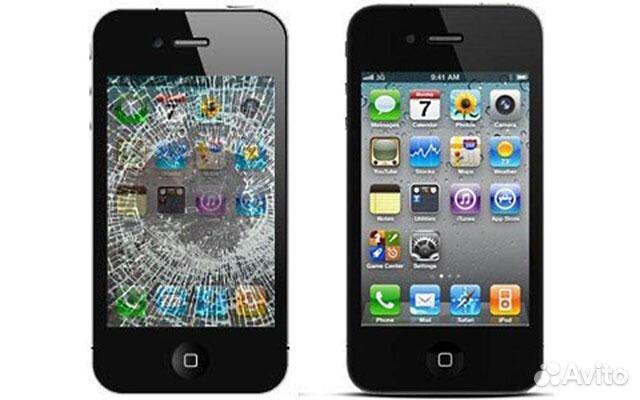замена модуля iphone 5 казань