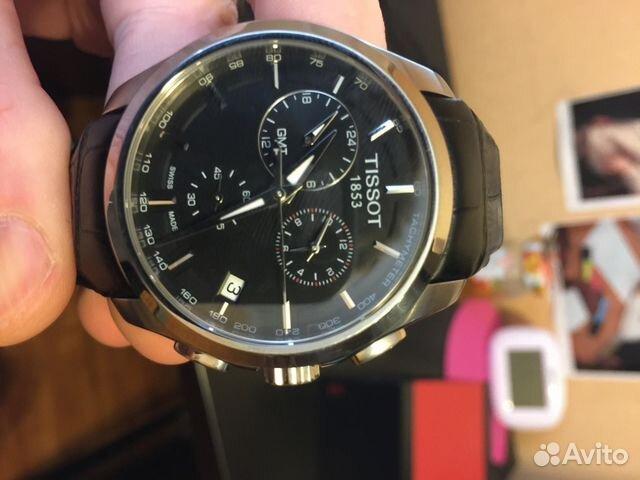 Часы TISSOT T035 T-CLASSIC COUTURIER - haroldltdru