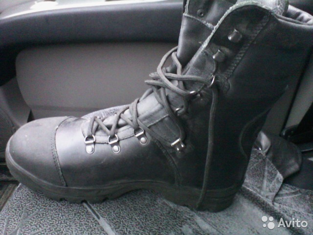 Зимние ботинки с высокими берцами для спецназа купить в Пермском ... d0741f2e26a