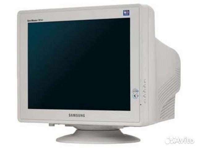 Монитор ЭЛТ профессиональный Samsung 19 89834356400 купить 1