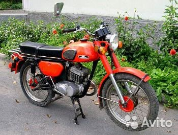 Мотоцикл Минск 125: технические характеристики, фото, видео