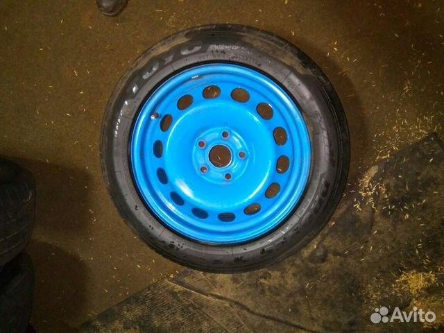 Шины и диски для Volkswagen Golf IV Размеры шин