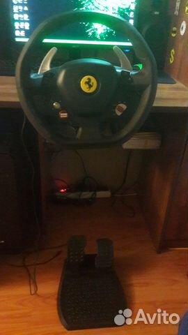 Ferrari 485 italia руль
