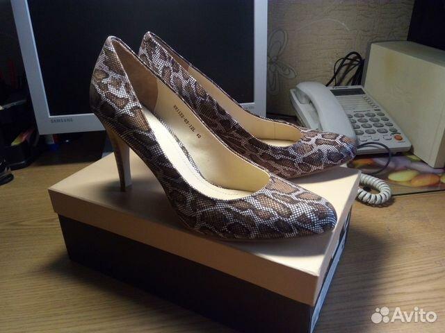 Туфли RiaRosa, новые 89130616919 купить 1