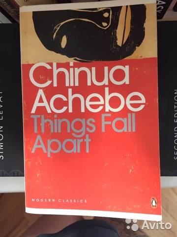 why chinua achebes book is entitled things fall apart Chinua achebe is a nigerian novelist and author of 'things fall apart,' a work that in part led to his being called the 'patriarch of the african novel' famed writer and educator chinua achebe.
