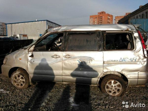 toyota lite ace запчасти