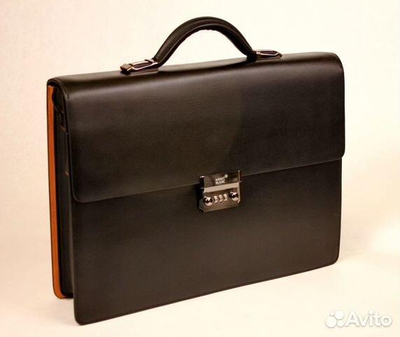 0754507ef321 Мужские портфели и аксессуары Montblanc купить в Москве на Avito ...