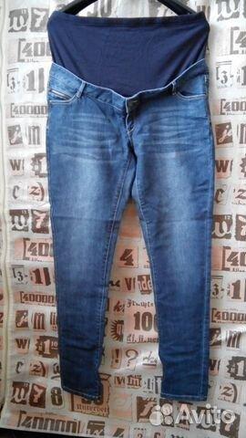 0e6e3128b8cf Джинсы и брюки для беременных купить в Москве на Avito — Объявления ...