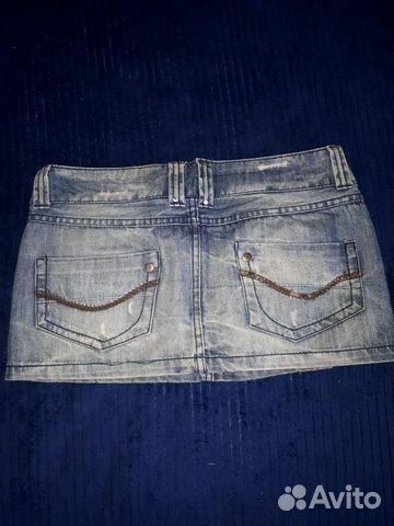 Юбка джинсовая 89506354773 купить 2