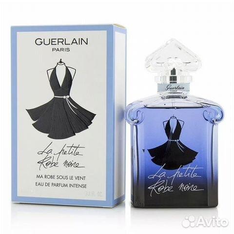 f60d2a9b77d Guerlain La Petite Robe Noire Ma Robe Sous Le Vent