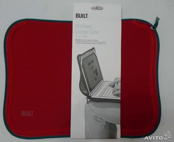 Чехол / Сумка Built Platform Laptop Case 15.4— фотография №1