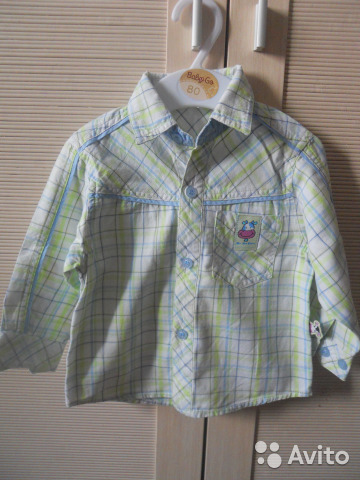 5829134bf44 Красивая рубашка фирмы