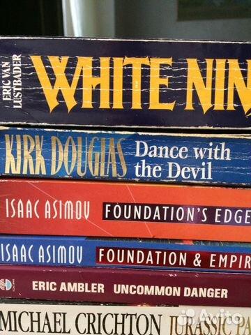Книги на английском: фантастика +детектив+ классик 89135821286 купить 2
