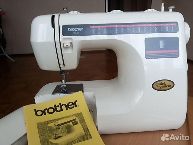 инструкция швейной машины brother ps 31