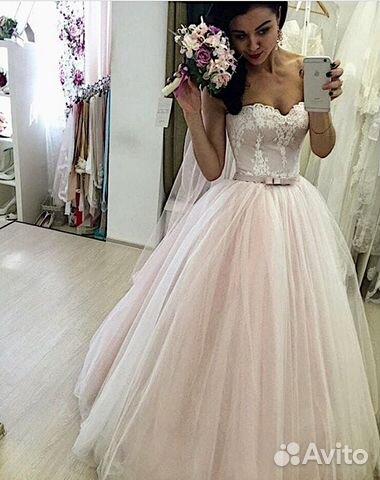 3a003330bdb Продажа свадебного вечернего платья купить в Ставропольском крае на ...