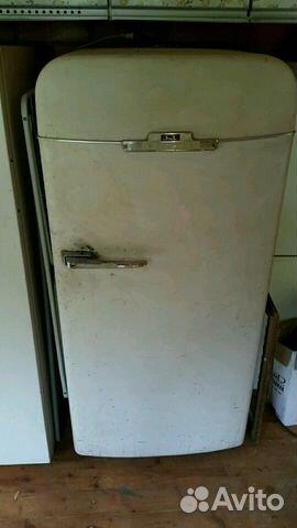 холодильник зил москва ссср паспорт 1961 год купить в москве на
