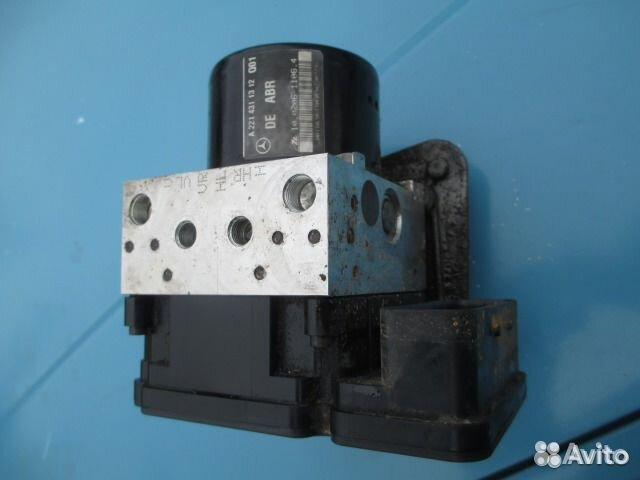 Услуги - Ремонт блока ABR ABS SBC mercedes W221 W216 W211 в Москве