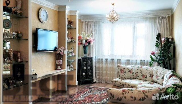 Продается четырехкомнатная квартира за 13 200 000 рублей. Боровское шоссе, 33к1.