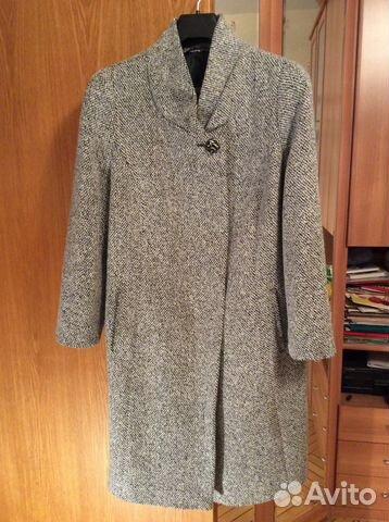 d7dea5dd002 Пальто женское из натуральной шерсти Trioni