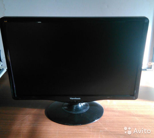 ЖК монитор Viewsonic VA2232w-LED
