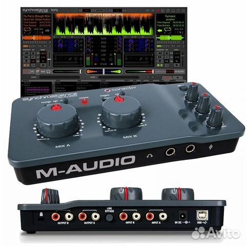 M-Audio Torq Windows 7