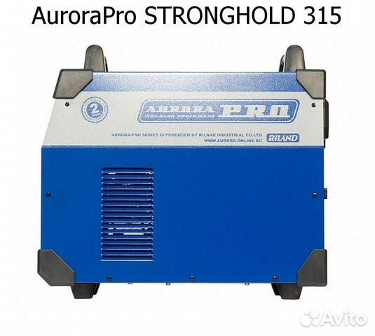Сварочный инвертор AuroraPro stronghold 315 купить 4
