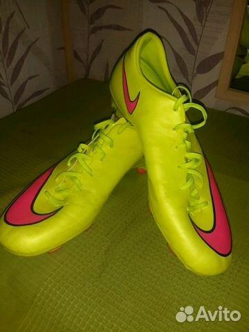 61a20d68 Бутсы Nike Mercurial   Festima.Ru - Мониторинг объявлений