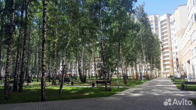 Продается однокомнатная квартира за 4 250 000 рублей. Московская область, Раменское, Крымская улица, 3.
