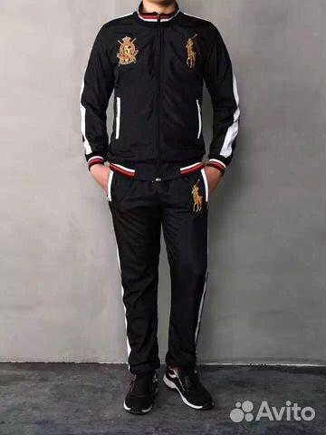 946b79d6 Оригинальный спортивный костюм Polo Ralph Lauren | Festima.Ru ...