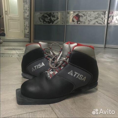 93c4504acc12 Ботинки для беговых лыж купить в Кемеровской области на Avito ...