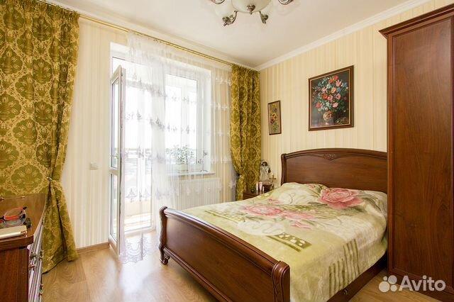 Продается двухкомнатная квартира за 6 150 000 рублей. Калининград, улица Маршала Баграмяна, 14.