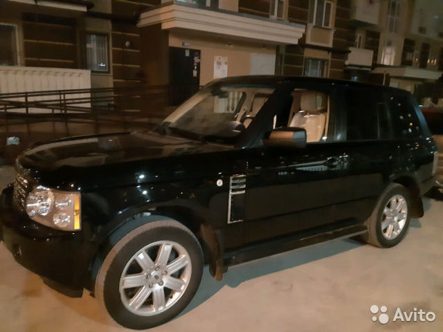 Land Rover Range Rover, 2007 89787845293 buy 1
