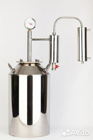 Спиртометр самогонный сухопарник дефлегматор для самогонного аппарата