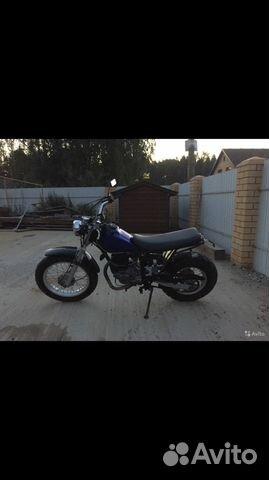 Yamaha TW 200 купить 9