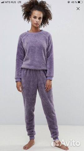 Домашняя одежда пижама ASOS  216a08d6d7c15