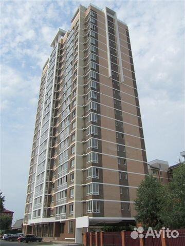 Продается однокомнатная квартира за 2 550 000 рублей. Краснодар, Прикубанский округ, улица 1 Мая, 91А.