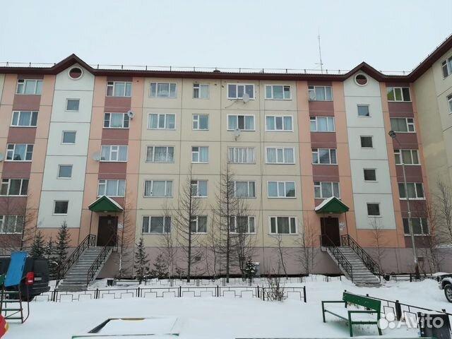 Продается четырехкомнатная квартира за 11 000 000 рублей. Салехард, Ямало-Ненецкий автономный округ, улица Чубынина, 19.