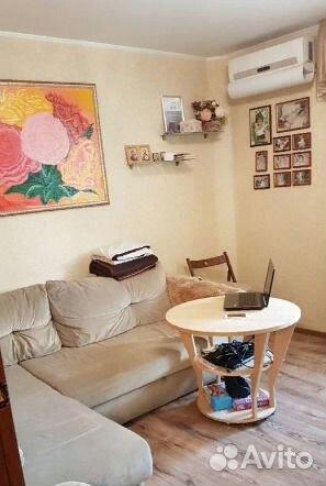 Продается однокомнатная квартира за 1 750 000 рублей. микрорайон Климовск, Подольск, Московская область, Молодёжная улица, 4.